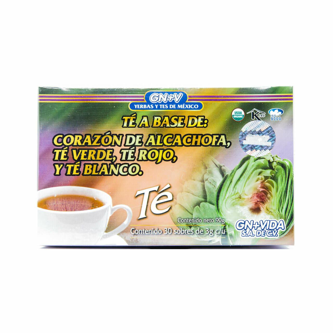 Te de Alcachofa | Artichoke Tea