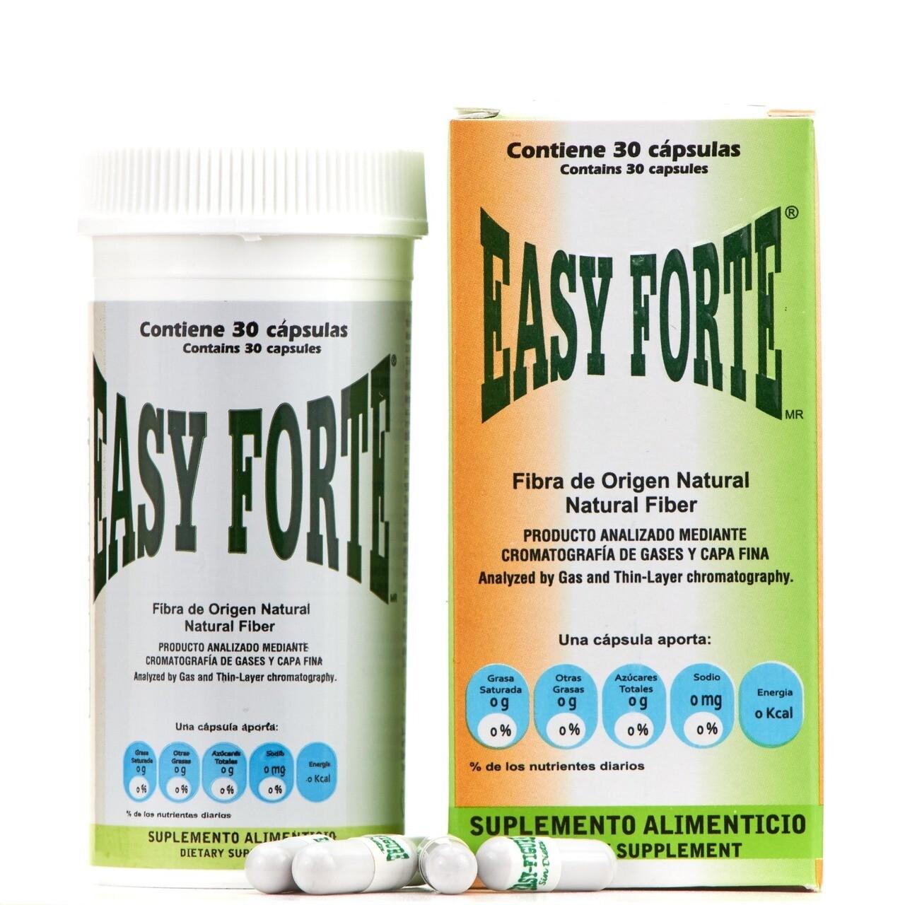 Easy Forte | Fibra de Origen Natural