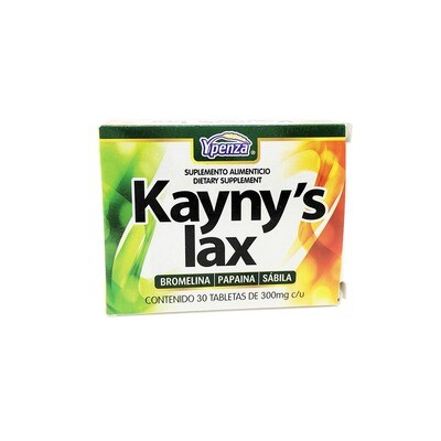 Kayny's Lax 100% Natural