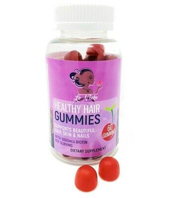 Hair Growth Vitamin Gummies | Gomitas Para Crecimiento De Cabello