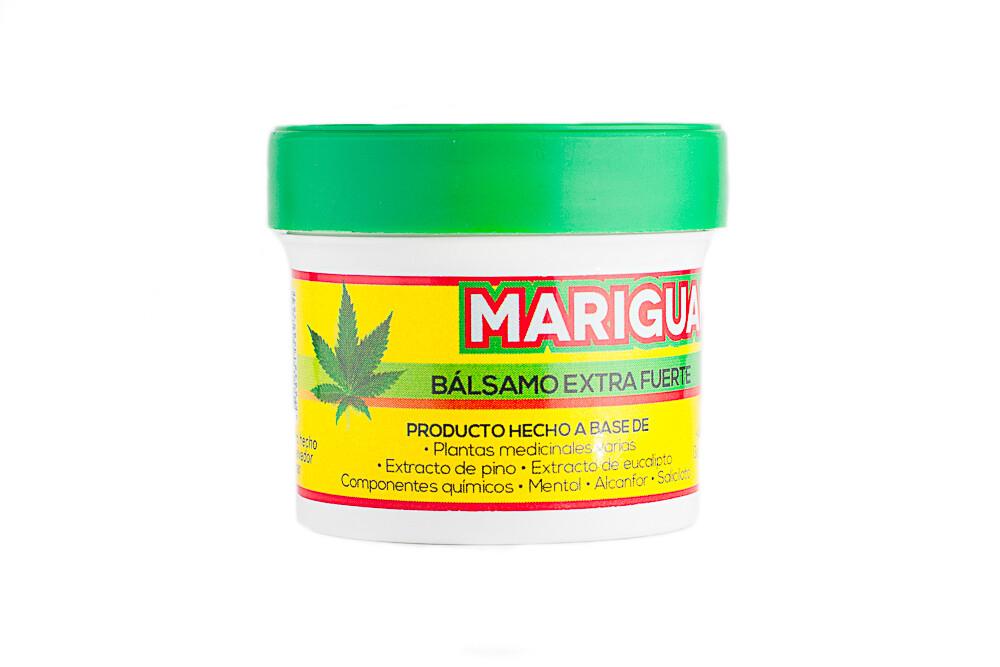Mariguanol | Balsamo Para Dolor