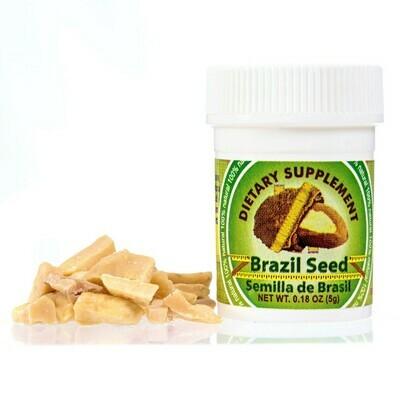 Semilla de Brasil | Suplemento