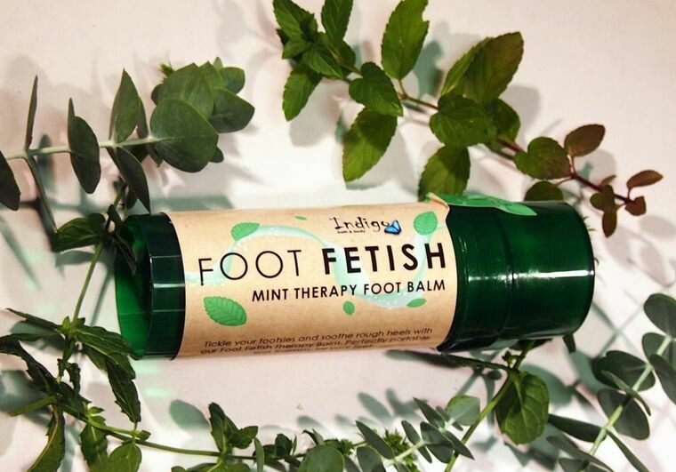 Foot Fetish Mint Therapy Balm | Balsamo Terapeutico de Menta para Pies