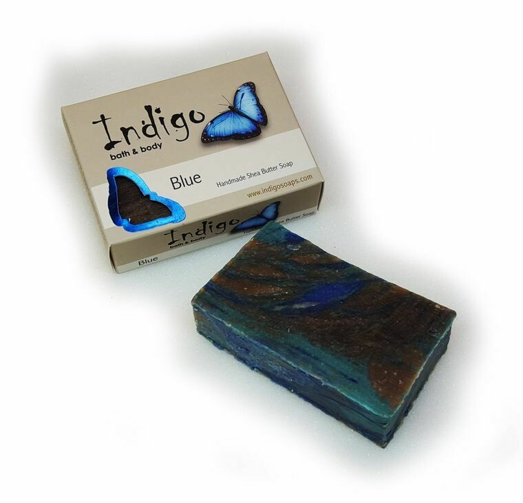 Blue Body Soap | Jabon Azul Corporal