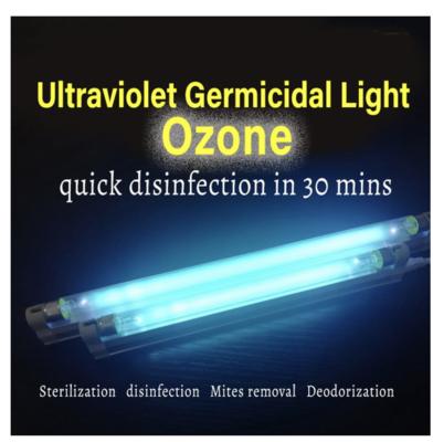 Ultraviolet Germicidal Light