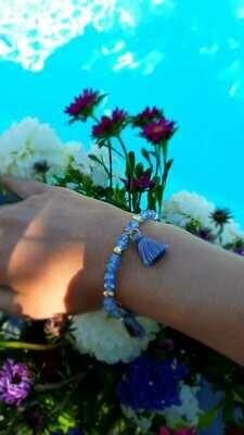 Hawaï Blue Glass (1 pièce)