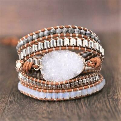 Serene Celestine Bracelet