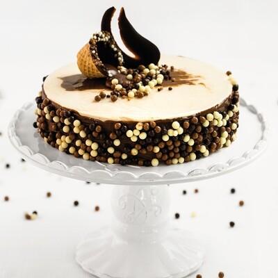 Torta Gelato cremino e cioccotella