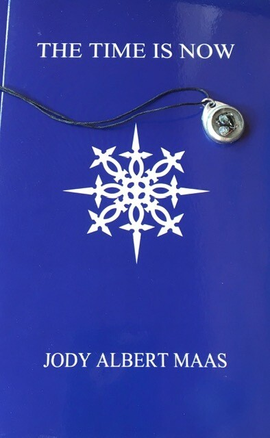 'The Time is Now' book plus a SEF Pendant 30% off $120 until February 28 and still receive a FREE book
