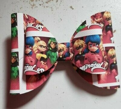 LIMITED EDITION Miraculous Ladybug Hair Bow