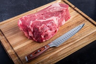 Boneless Chuck Roast ($15.89/lb)