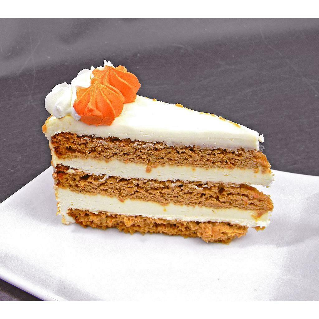 Carrot Cake - 16 Cut