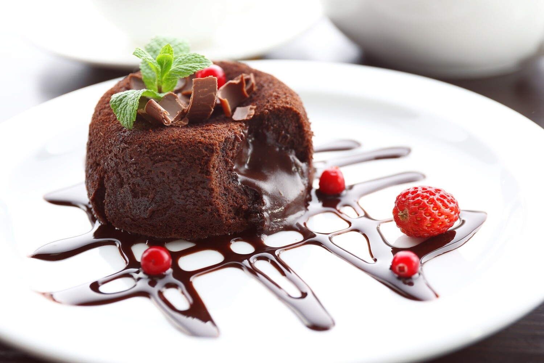Chocolate Lava Cake - Box of 12