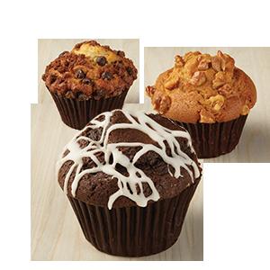 Morrison's Gourmet Yogurt Muffins (Assorted Flavors)