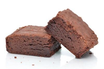 Kosher L'Pesach Brownies - 1/4 Sheet