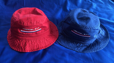 Bucket Hat - Adult - Red