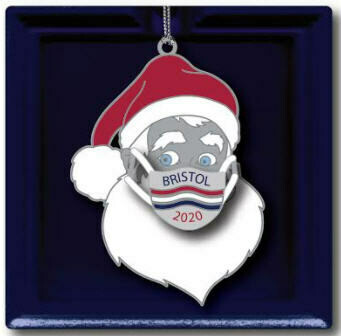 Pre-Order: Official 2020 Fourth of July Ornament