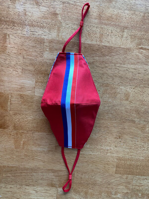Fourth of July Masks - Red
