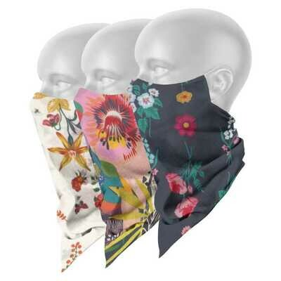 Designer Scarf Masks