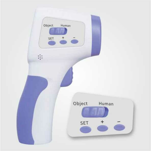 Thermometers Infrared - JRT-018