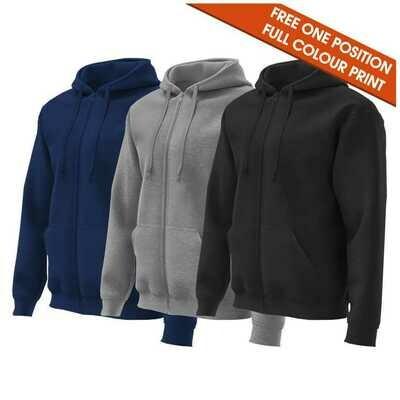 Premium Hoodie - Zipped
