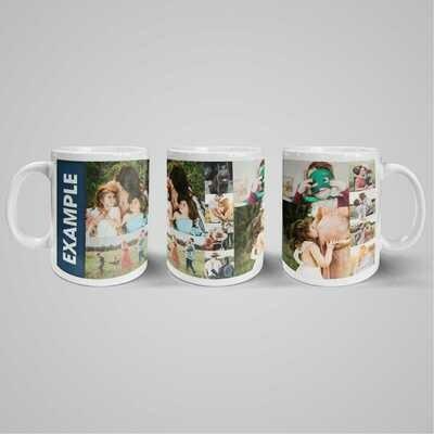 Personalised Mug - 325 ml Ceramic Mug