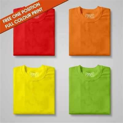 T-Shirts - Unisex Plain Range