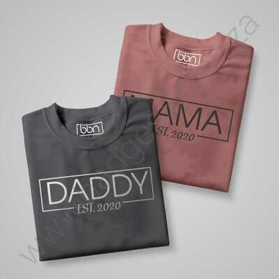 Daddy & Mama Combo