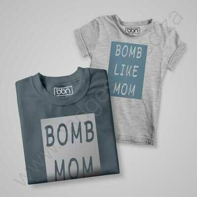 BOMB MOM & BOMB LIVE MOM Combo