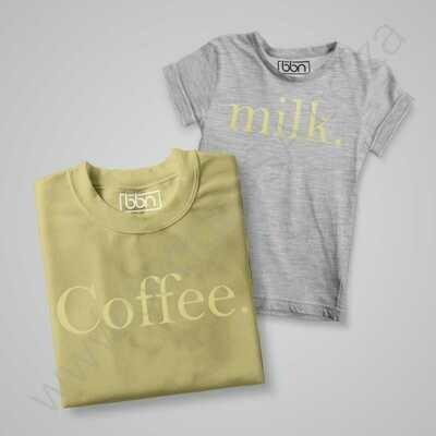 Coffee & Milk Combo
