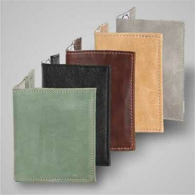 Passport Holder - Genuine Leather