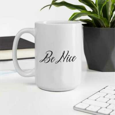 Mug - Large 440 ml Ceramic Mug