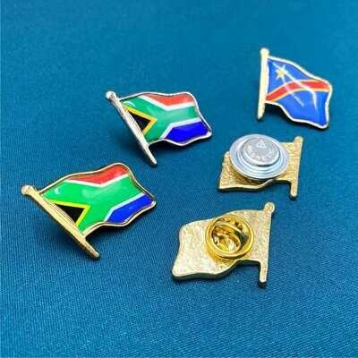 Single Flag Badges