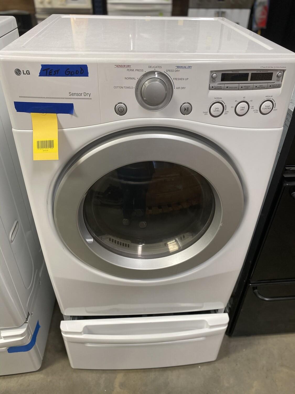 LG Sensor Electric Dryer