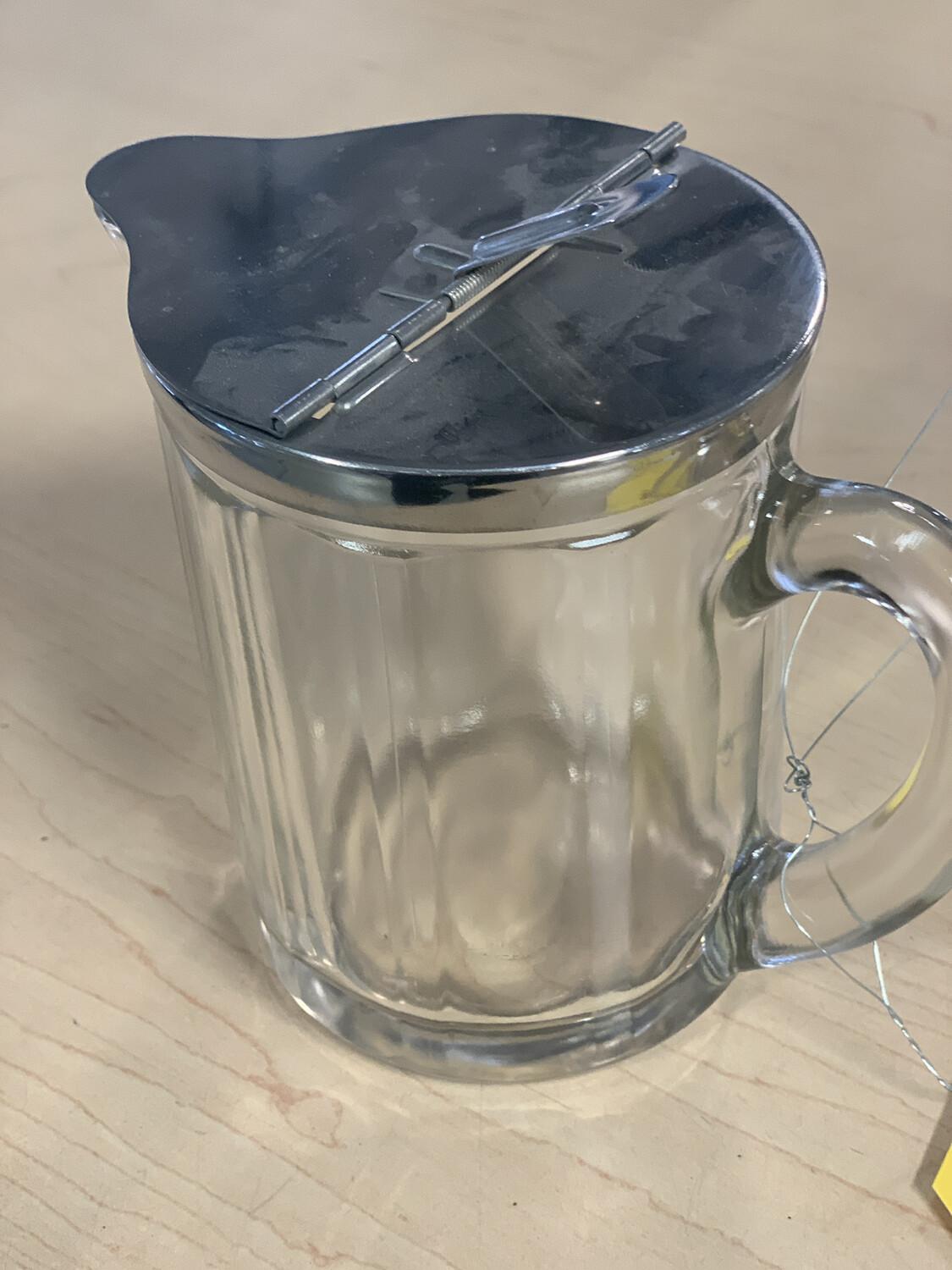 RARE FIND VINTAGE 1950'S SYRUP JAR