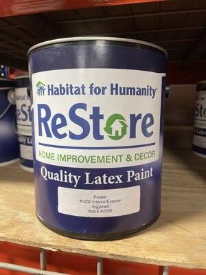 ReStore Interior Exterior Paint Pewter