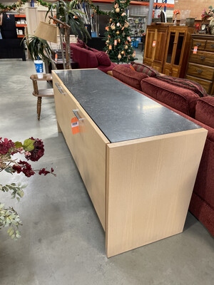 BUFFET/MARBLE TOP