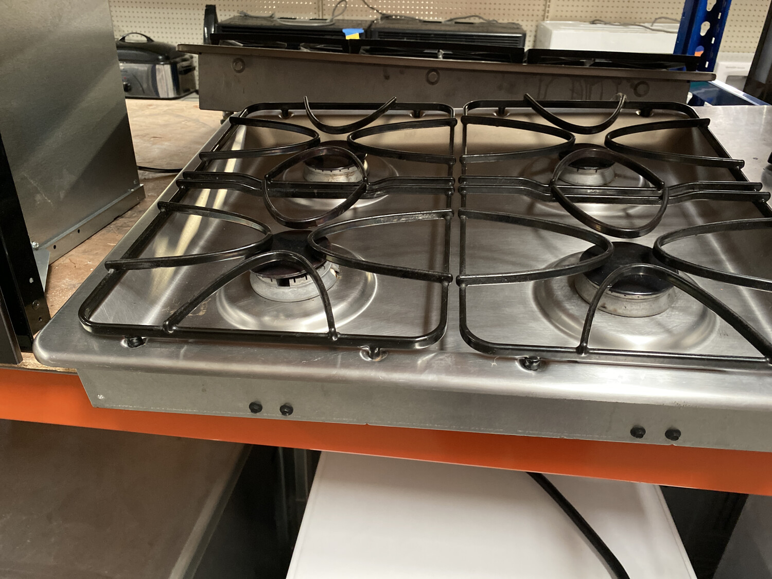 ge 4 burner cooktop