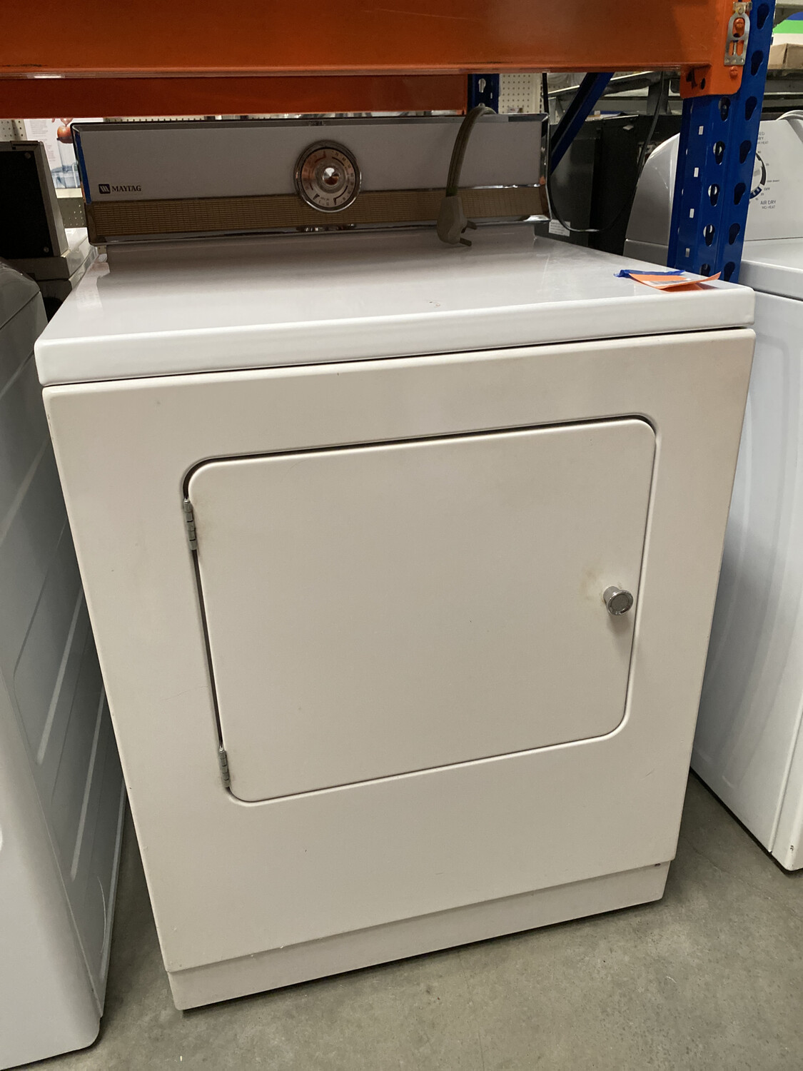 VINTAGE MAYTAG ELECTRIC DRYER