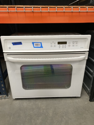 GE WHITEWALL OVEN