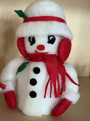 SNOWMEN CHRISTMAS DECOR