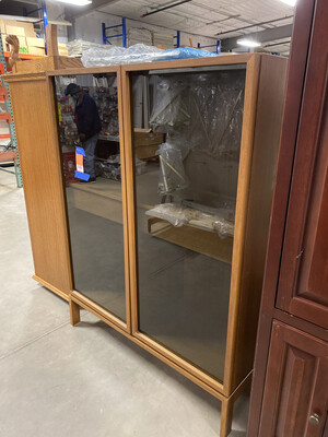 WD DISPLAY CASE