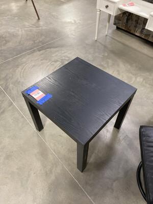 SM BLACK SIDE TABLE