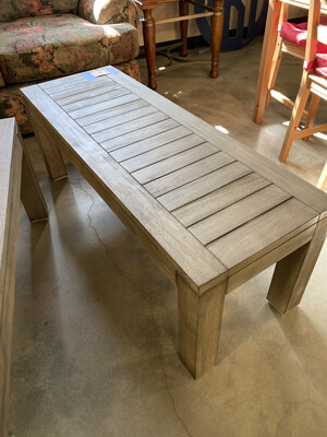 PB-INDIO DINING BENCH OUTDOOR