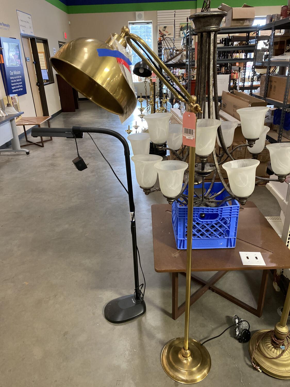 PB-CLAVERLEY TASK LAMP