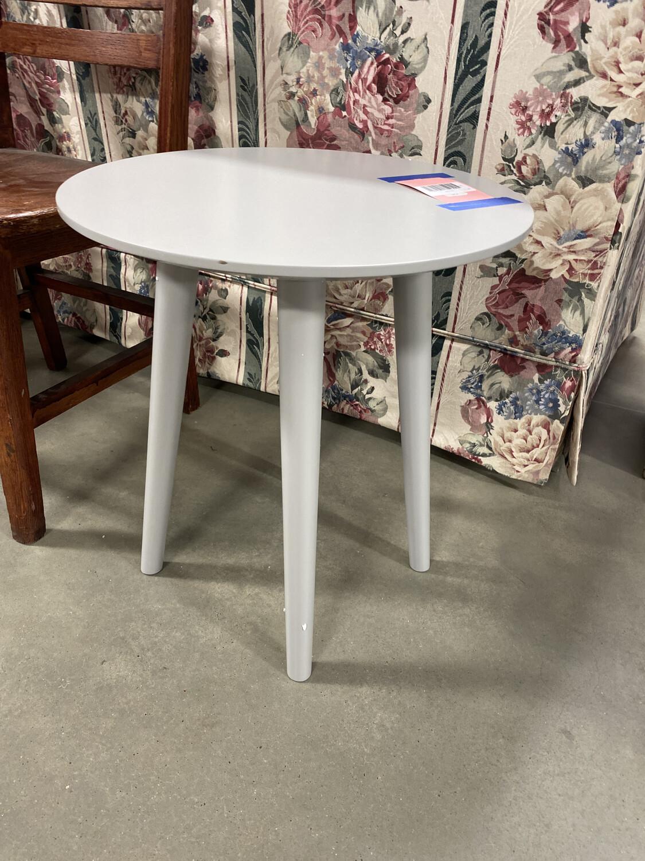PB-GREY SIDE TABLE