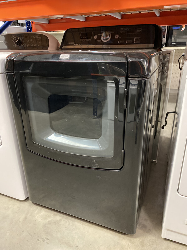 Maytag Black Gas Dryer