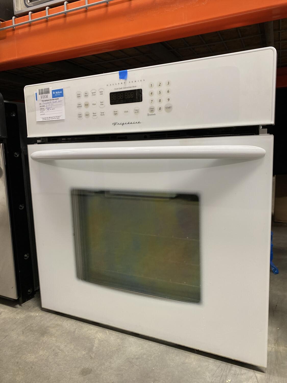 Frigidaire Single White Oven