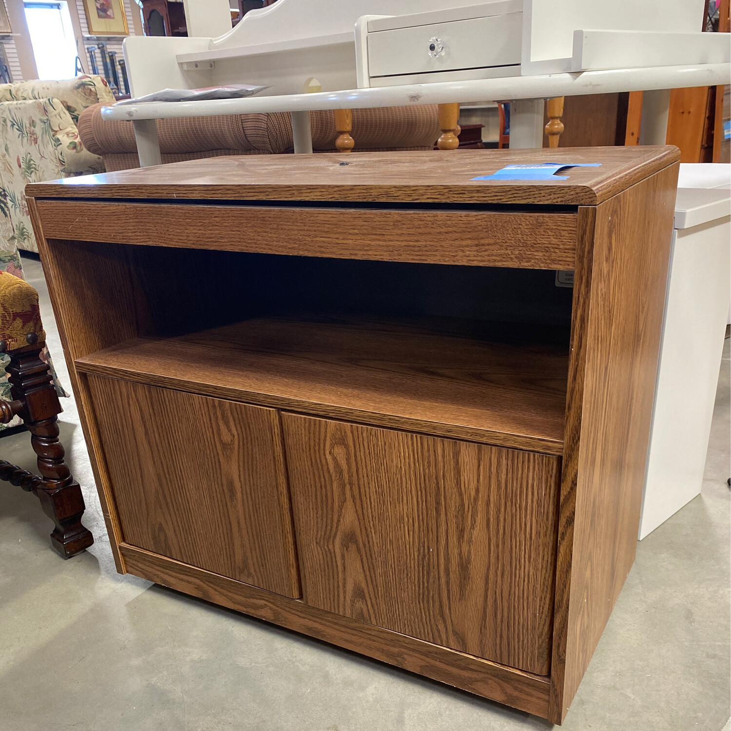 SM TV STAND SWIVEL TOP