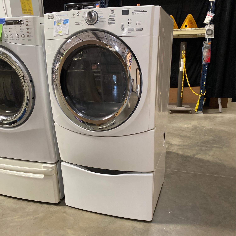 Maytag Gas Dryer W/Pedestal